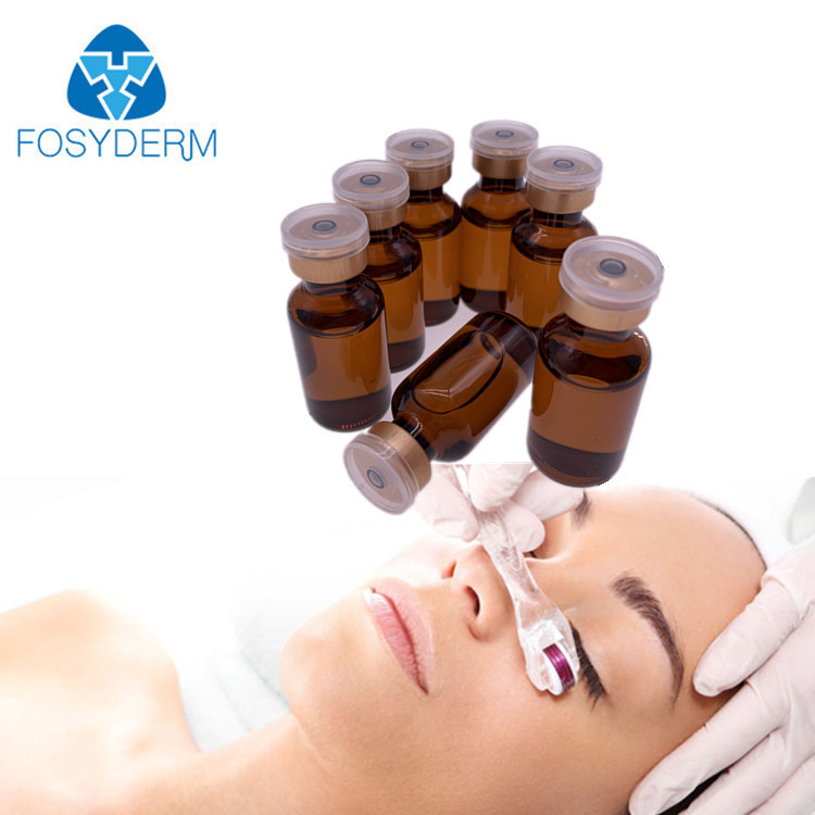 Meso Serum Hyaluronic Acid Mesotherapy Solutions للعناية بالبشرة 5 مل / قارورة